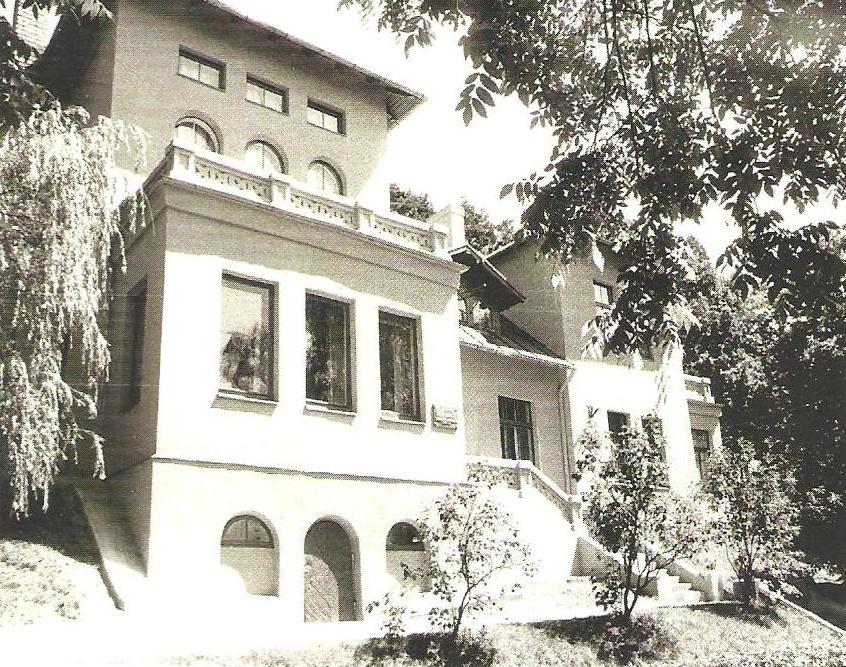 Jāņa Kugas māja Ikšķilē