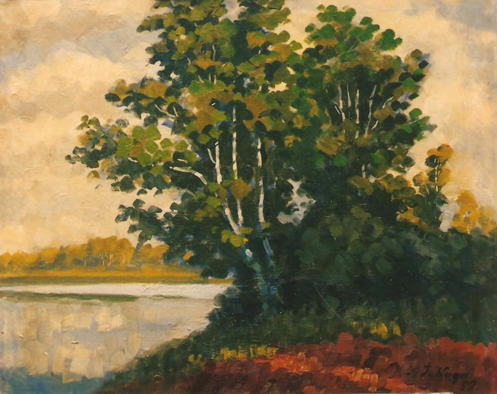 Muskokas upe Ontario